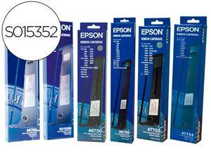CINTA IMPRESORA EPSON ERC-05B NEGRA M-150/150II