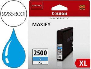 INK-JET CANON PGI 2500 XL MAXIFY IB4050 / MB5050 / MB5150 / MB5155 / MB5350 / MB5450 CIAN 1755 PAGIN
