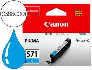 INK-JET CANON CLI 571 PIXMA TS5051 / TS6050 / TS8051 / TS9050 / CIAN 173 PAGINAS