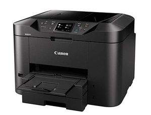 EQUIPO MULTIFUNCION CANON MAXIFY MB2750 TINTA COLOR FAX WIFI ESCANER 24PPM 15PPM