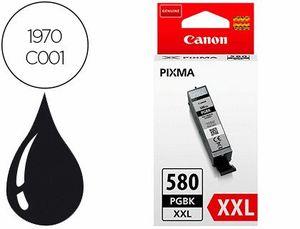 INK-JET CANON 580 XXL PIXMA TR8550 / TS6250 / TS8250 / TS9150 / TS9550 NEGRO 600 PAG