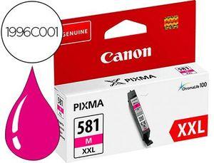 INK-JET CANON 581 XXL TS9550 / TS705 MAGENTA 830 PAGINAS