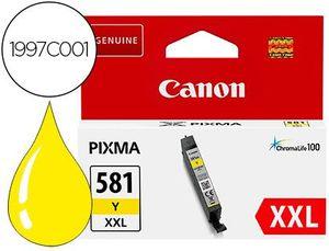 INK-JET CANON 581 XXL TS9550 / TS705 AMARILLO 830 PAGINAS