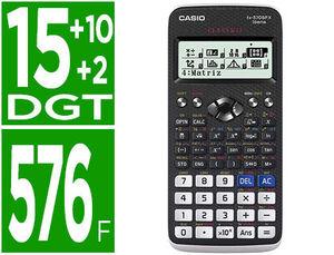 CALCULADORA CIENTIFICA CASIO FX-570SPX II CLASSWIZ 576 FUNCIONES CON TAPA