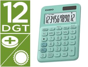 CALCULADORA CASIO MS 20UC COLORES SURTIDOS