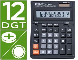 CALCULADORA CITIZEN BOLSILLO FC-100 10 DIG CELESTE JUNIOR
