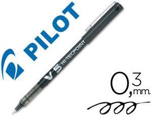 ROTULADOR PILOT V-5 NEGRO