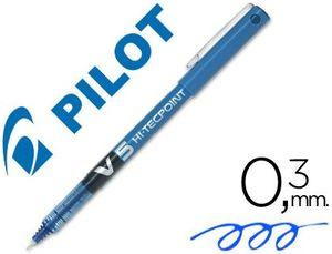 ROTULADOR PILOT V-5 AZUL