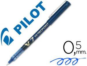 ROTULADOR PILOT V-7 AZUL
