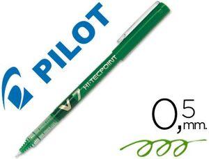 ROTULADOR PILOT V-7 VERDE