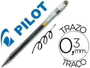 ROTULADOR GEL PILOT G-1 NEGRO