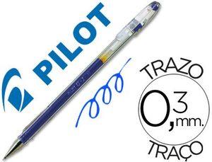 ROTULADOR GEL PILOT G-1 AZUL