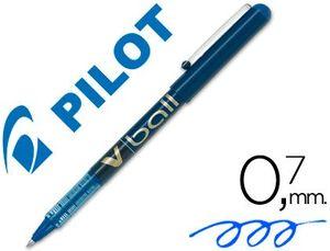 ROTULADOR PILOT V-BALL 0,7 MM AZUL