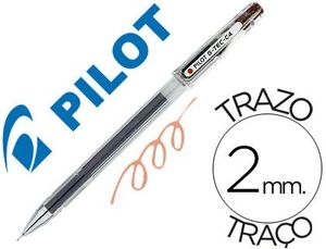 ROTULADOR GEL PILOT G-TEC-C4 MARRON