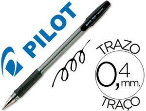 BOLIGRAFO PILOT BPS-GP NEGRO