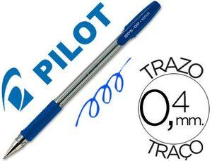 BOLIGRAFO PILOT BPS-GP AZUL