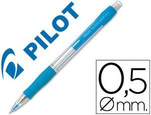 PORTAMINAS PILOT H-185 AZUL CLARO