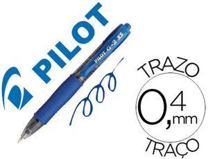 ROTULADOR GEL PILOT G-2 PIXIE AZUL