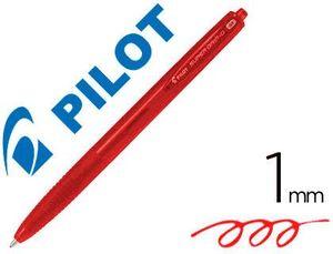 BOLIGRAFO PILOT SUPER GRIP G ROJO