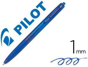 BOLIGRAFO PILOT SUPER GRIP G AZUL