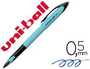 ROLLER UNIBALL UBA-188EL-M AZUL CIELO