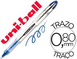 ROLLER TINTA LIQUIDA UNIBALL VISION ELITE UB-200 AZUL 0.8