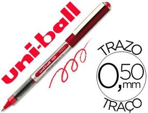 ROLLER UNIBALL EYE MICRO UB-150 0,5 MM ROJO