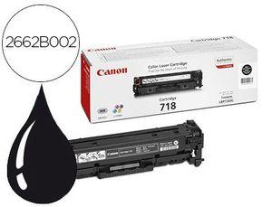 TONER CANON 718 NEGRO LBP-7200C 3400 PAGINAS