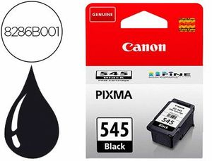 CARTUCHO INK-JET CANON PG-545XL MG 2450 / 2550 NEGRO 500 PAG