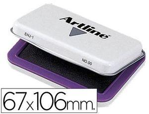 TAMPON ARTLINE Nº 1 VIOLETA -67X106 MM