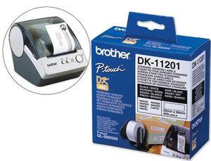 ETIQUETA ADHESIVA BROTHER 29X90 MM DK11201