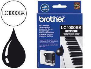 INK-JET BROTHER LC-1000BK NEGRO