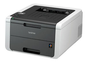 IMPRESORA BROTHER HL-3150CDW LASER COLOR Y NEGRO 18 PPM 2400X600 PPP 64 MB USB 2.0 BANDEJA ENTRADA 2