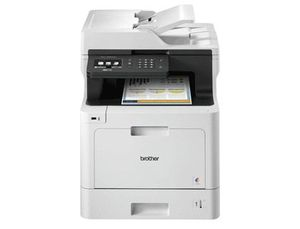 EQUIPO MULTIFUNCION BROTHER MFC-L8690CDW LASER COLOR 31 PPM / 31 PPM COPIADORA ESCANER IMPRESORA FAX