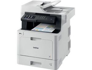 EQUIPO MULTIFUNCION BROTHER MFC-L8900CDW LASER COLOR 31 PPM / 31 PPM COPIADORA ESCANER IMPRESORA FAX