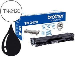 TONER BROTHER TN-2420 PARA DCP-L2510/ 2530 / 2550 / HL-L2375 ALTA CAPACIDAD NEGRO 3000 PAG