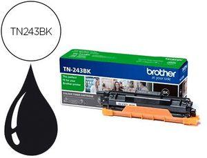 TONER BROTHER TN243BK DCP-L3510CDW / HL-L3270CDW / MFC-L3710CW NEGRO 1000 PAGINAS