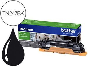 TONER BROTHER TN247BK DCP-L3510CDW / HL-L3270CDW / MFC-L3710CW NEGRO 3000 PAGINAS