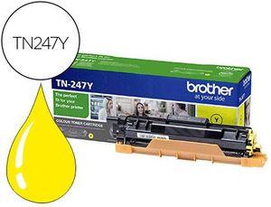 TONER BROTHER TN247Y DCP-L3510CDW / HL-L3270CDW / MFC-L3710CW AMARILLO 2300 PAGINAS