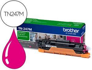TONER BROTHER TN247M DCP-L3510CDW / HL-L3270CDW / MFC-L3710CW MAGENTA 2300 PAGINAS