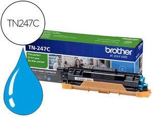 TONER BROTHER TN247C DCP-L3510CDW / HL-L3270CDW / MFC-L3710CW CIAN 2300 PAGINAS