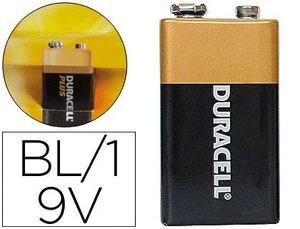 PILA PLUS ALC. 6LR61 1UD 9.0 V DURACELL
