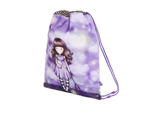 CARTERA ESCOLAR SAFTA SACO PLANO GORJUSS S&B CATCH A FALLING STAR