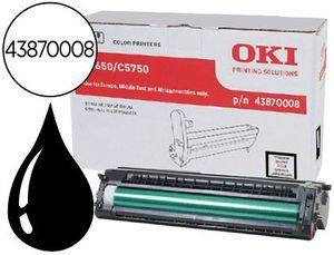 TAMBOR OKI C5650/5750 NEGRO-20.000 PAG-