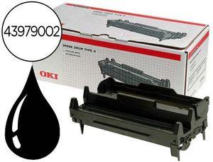 TAMBOR OKI B410/430/440 NEGRO -25000 PAG