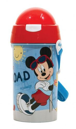 BOTELLA MICKEY MOUSE 500 ML