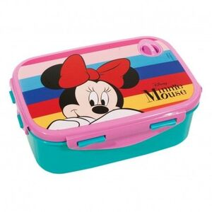 SANDWICHERA TUPPER INFANTIL PVC MINNIE