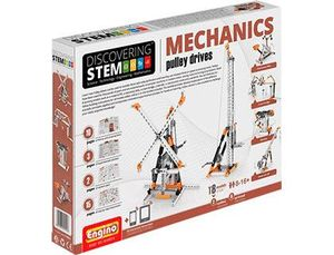 SET DE CONSTRUCCION ENGINO STEM GRUAS Y POLEAS