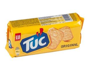 GALLETAS SALADAS TUC CRACKER O RIGINAL 100G
