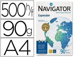 PAPEL NAVIGATOR A4 90 GR PAQ 500 HJ